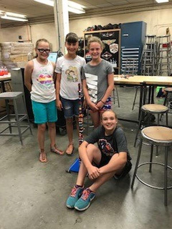 Middle School learners