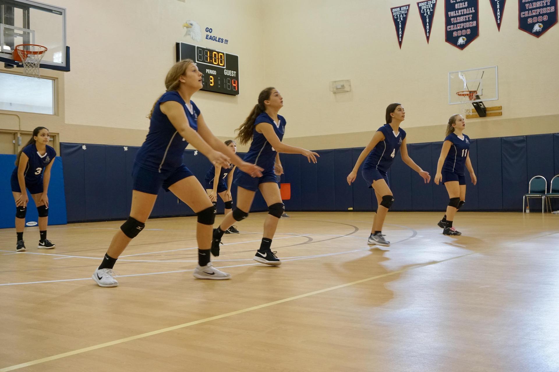 Girls Volleyball