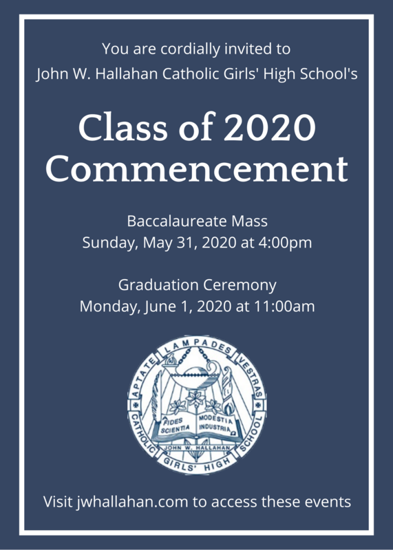 Class of 2020 Commencement Featured Photo