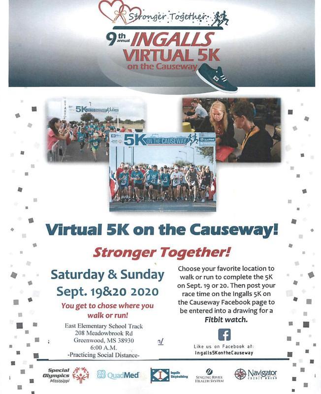 VIRTUAL 5K RUN Featured Photo