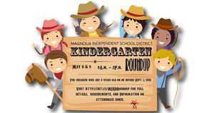Kindergarten Roundup info image