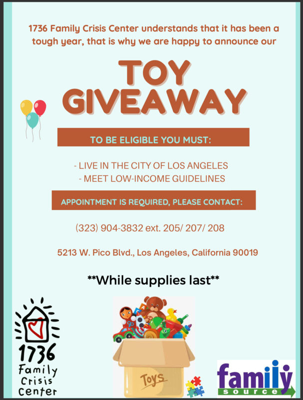 Toy Giveaway Featured Photo