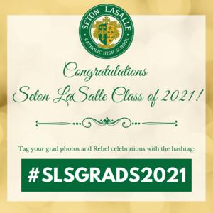 hashtag SLSGRADS2021