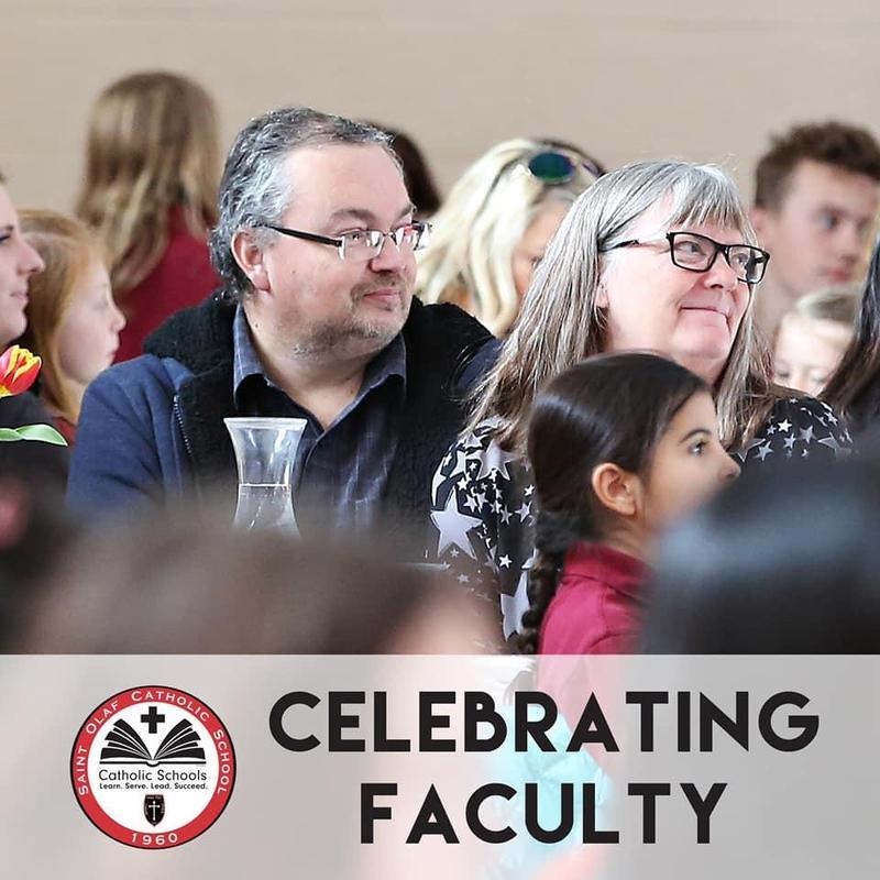 Catholic Schools Week - Celebrating Faculty Featured Photo