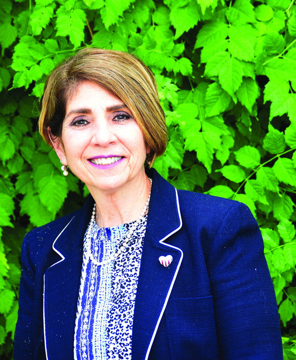 Assistant Principal Lucy DiNatale