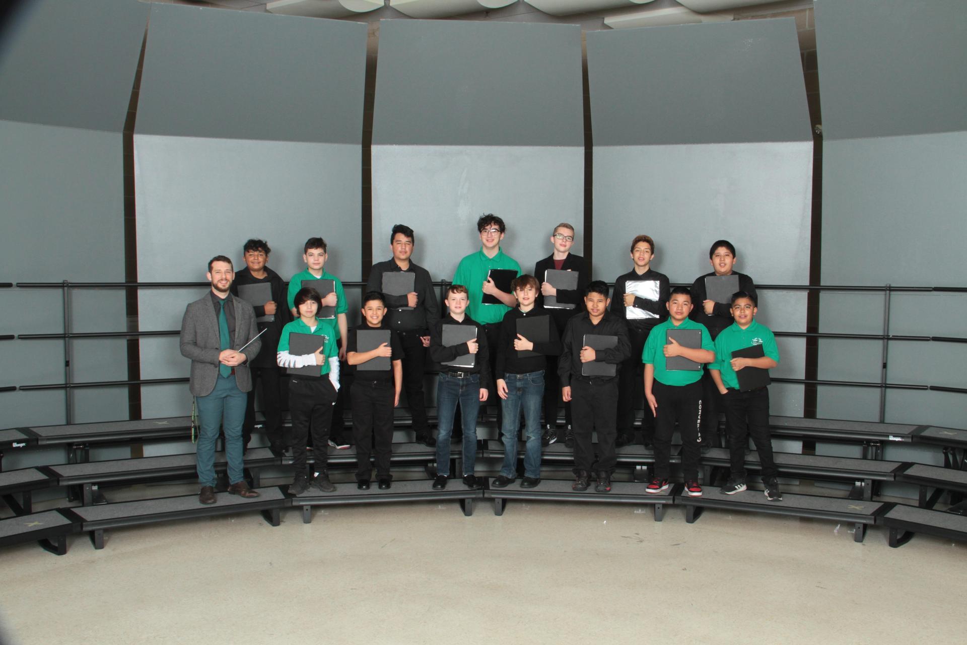 Men's Choir - X Day