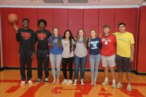 THS Athletic Signing Day