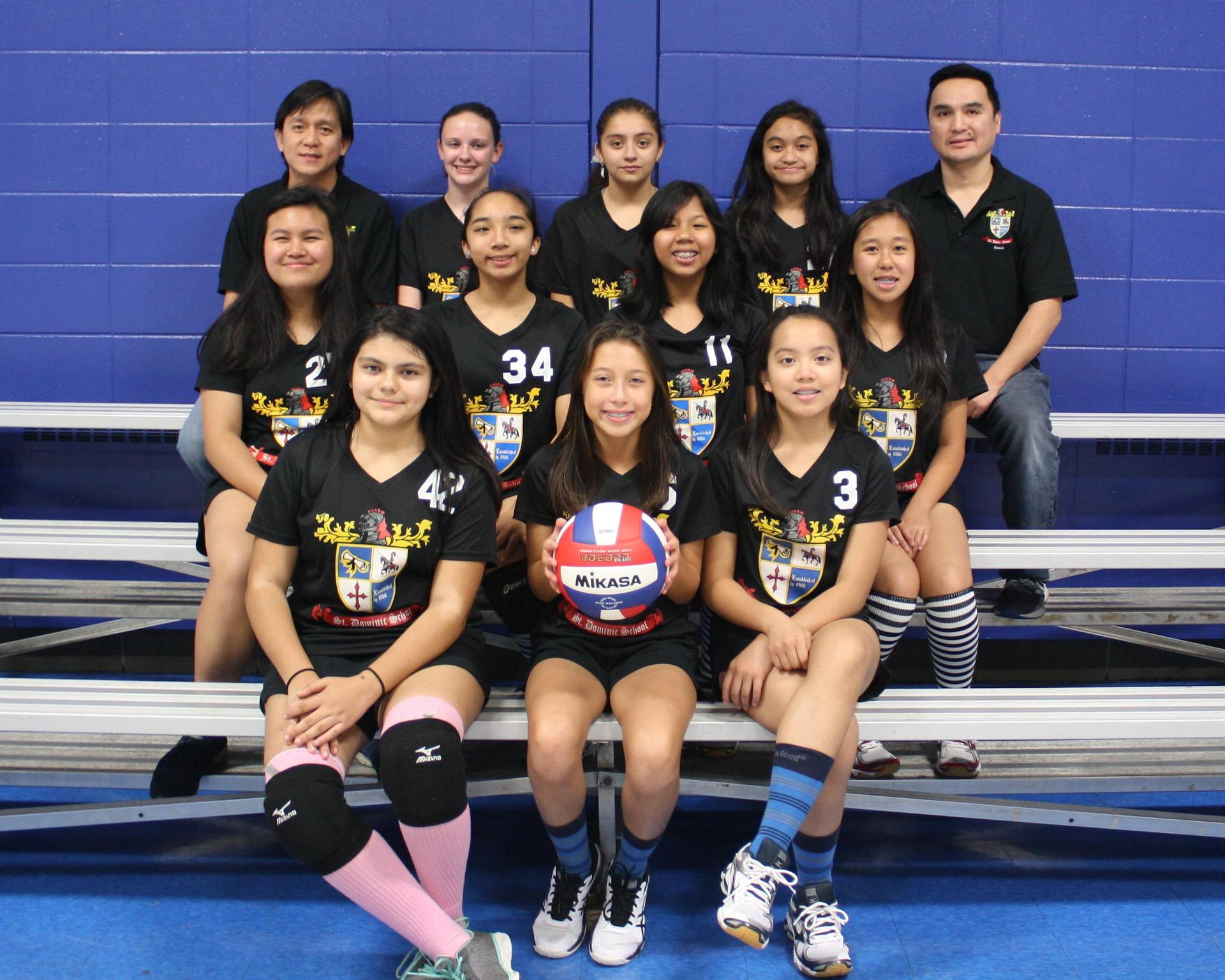 7th Grade Girls Volleyball