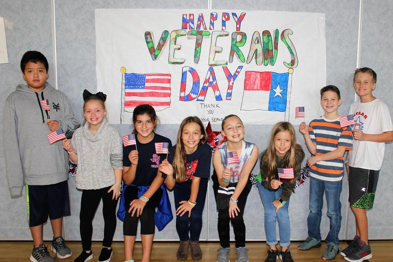 KRES 2018 Veterans Day