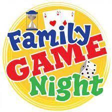 Family Game Night K-1