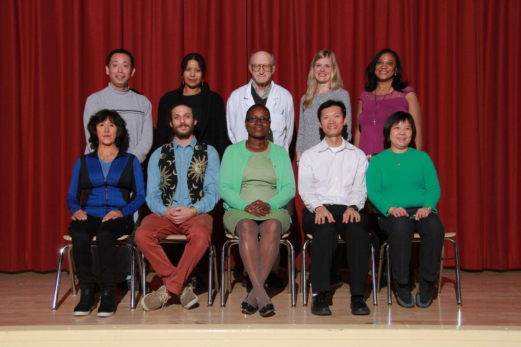 Science Department Faculty