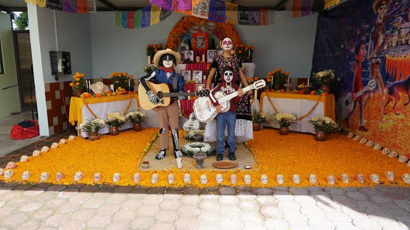 Inauguración de día de muertos Featured Photo