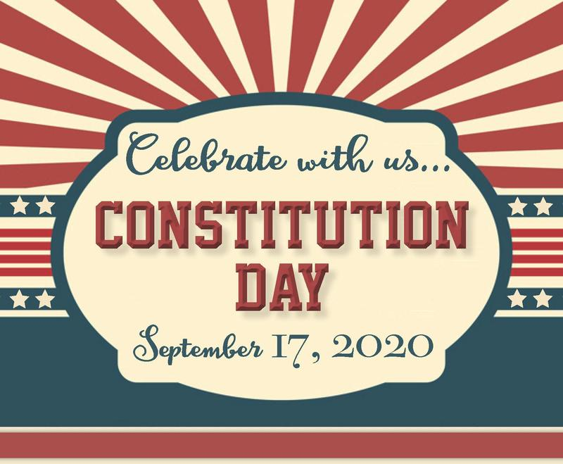 national constitution day flyer
