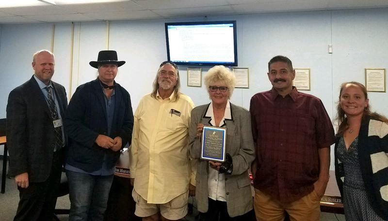 Debbie Cosato given commendation for 25 years of service Featured Photo