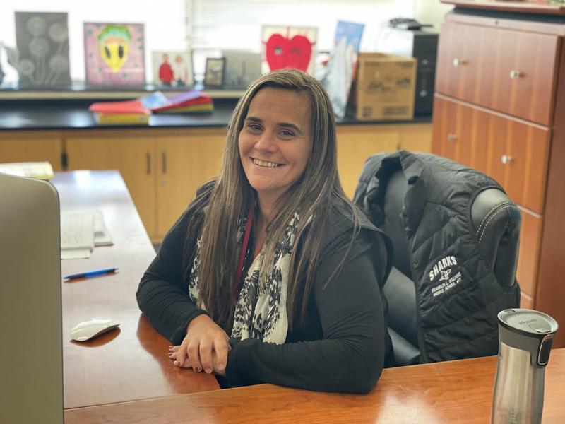 Mrs. Barnaskas