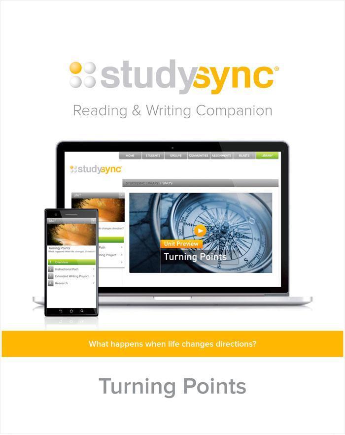Study Sync ELAR 6-8