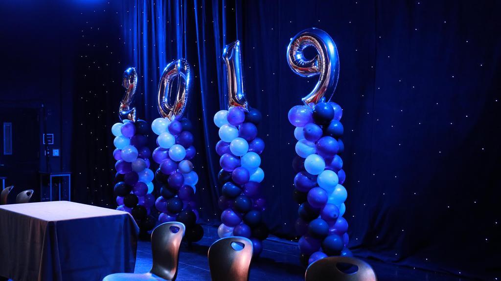 LAHSA Grads 2019 Balloons