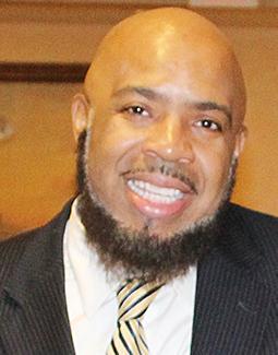 Larry Hooper, Principal-Natchez Freshman Academy