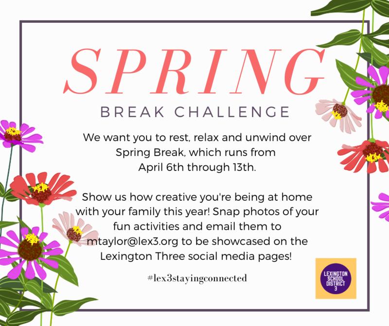 Spring Break Challenge