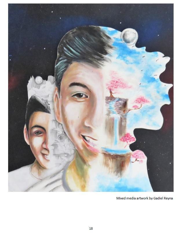 Artworks Featured in Literary Magazine | 2018