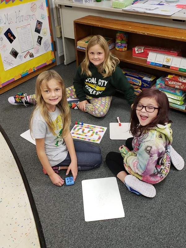 Learning math facts