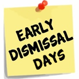 Early Dismissal 8/23-8/27  All K-5 Students Dismissed at 12:55 Featured Photo