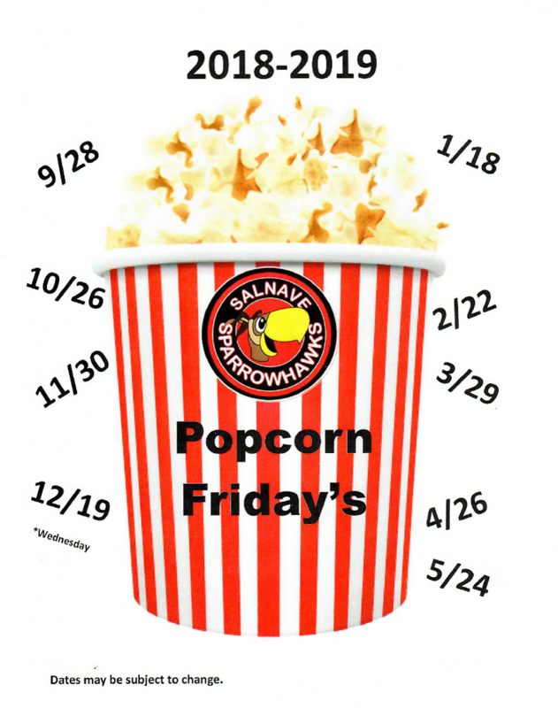 PTO Popcorn Friday (click to purchase) Thumbnail Image