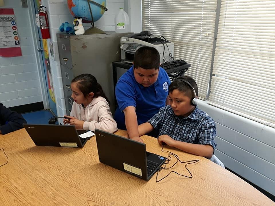 Upper Elementary Technology