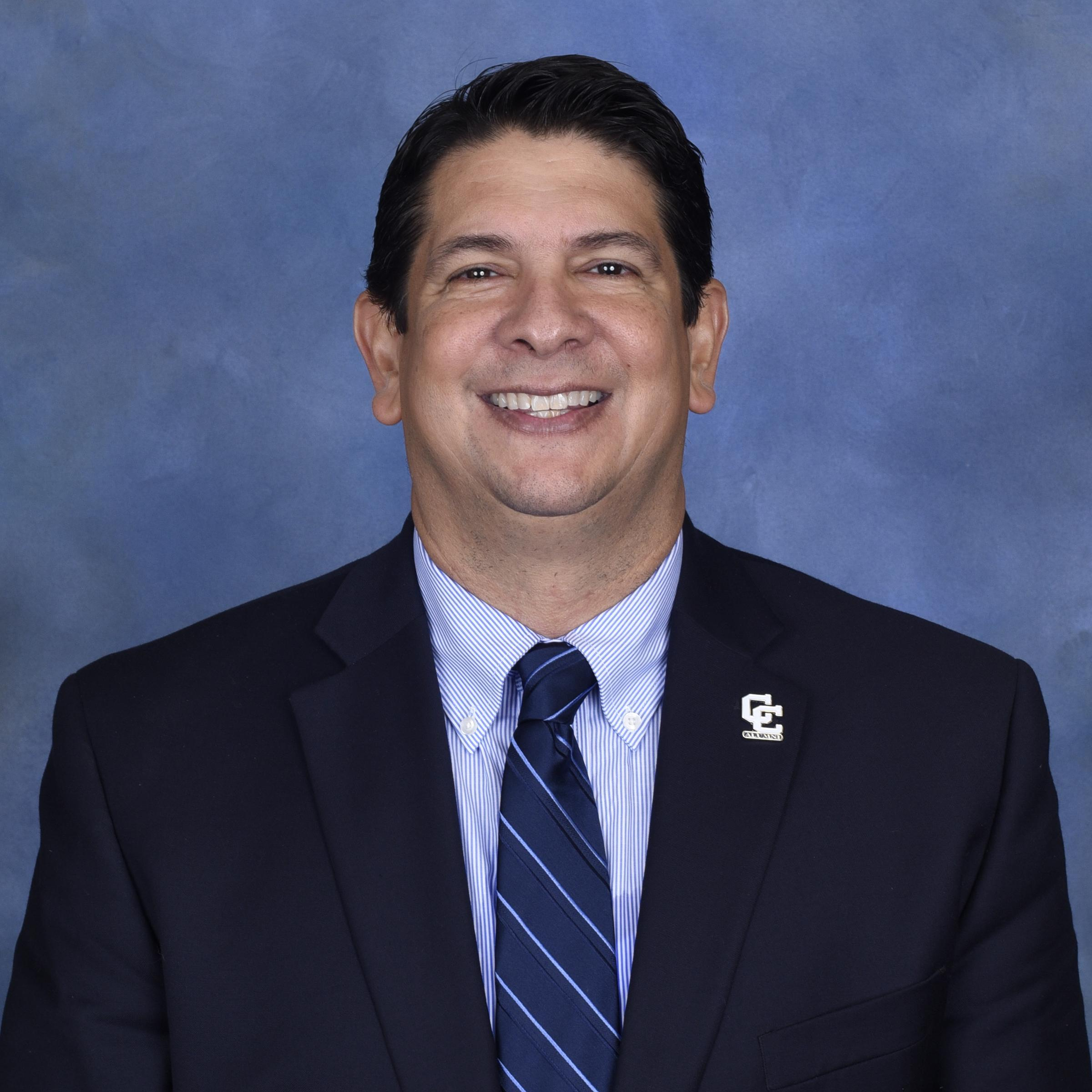Edward Ybarra '83's Profile Photo