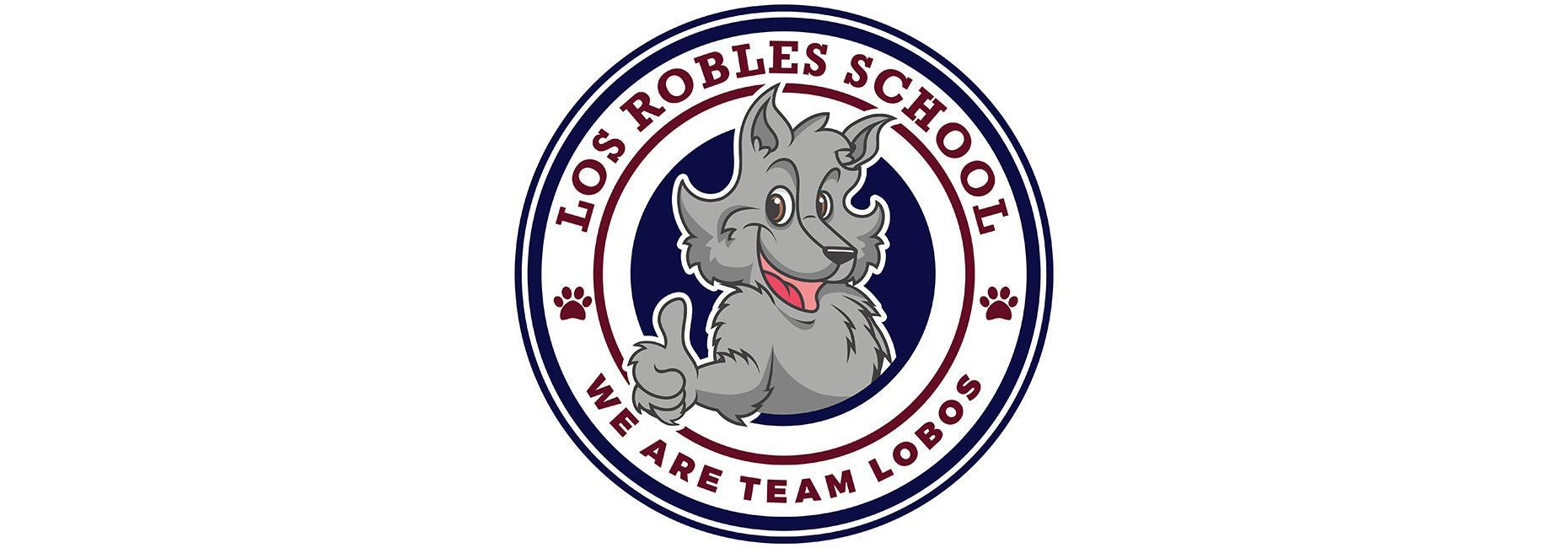 New Los Robles Logo
