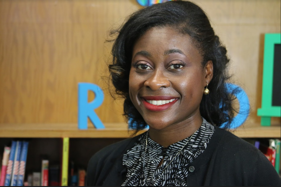 Dr. Taneka Hawkins, Principal