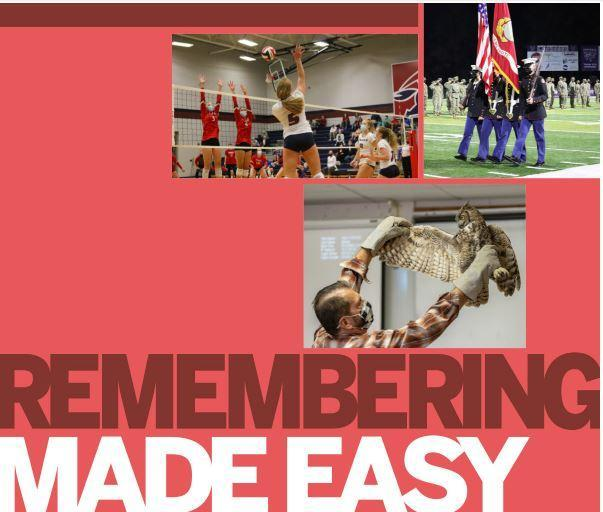 image of MES yearbook cover Remembering Made Easy