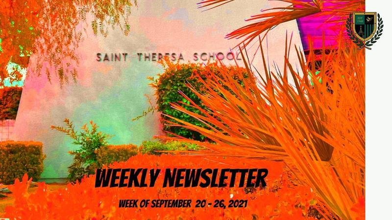 Family Newsletter 09.20.2021 Featured Photo