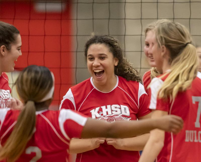 KHSD All Star Volleyball Game showcases top local seniors Thumbnail Image