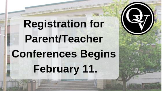 Registration Begins 2/11