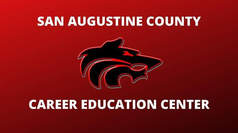 SA County Career Center with wolf