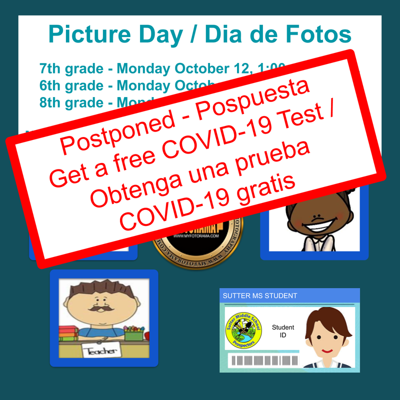 Postponed - Picture Days Featured Photo