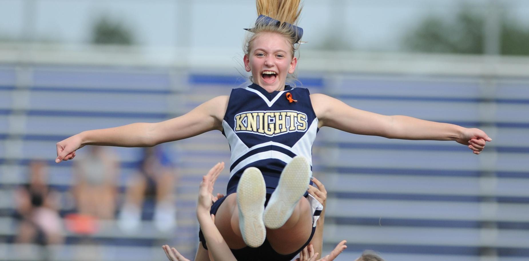 KMS Cheerleader