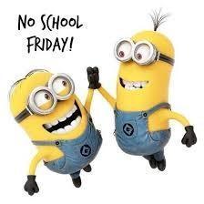 NO SCHOOL FRIDAY, 3/22 (Staff PD Day) /  NO HAY VIERNES ESCOLARES, 3/22 (Día del PD del personal) Featured Photo