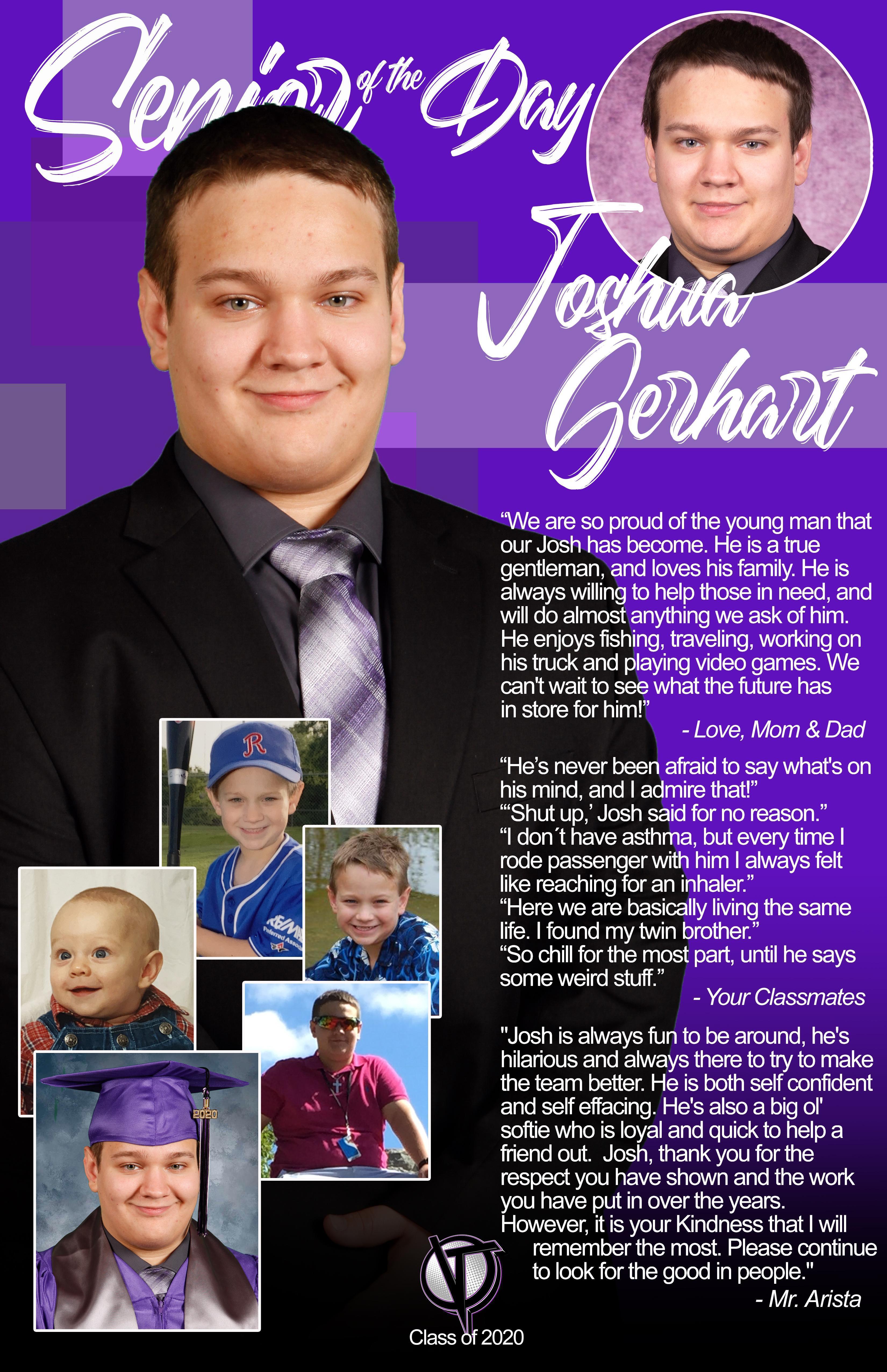 Josh Gerhart