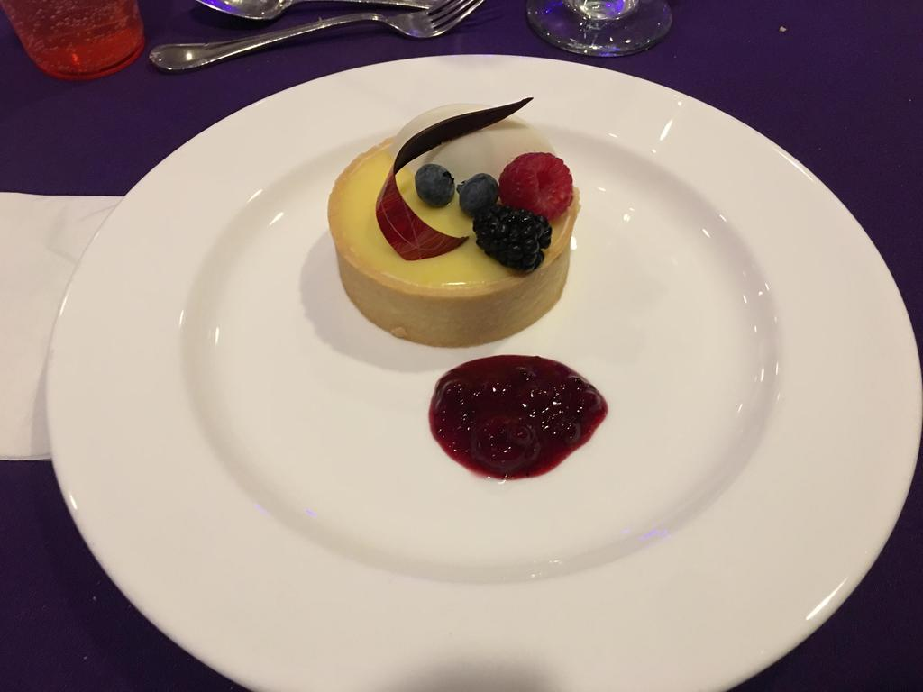 Prom dessert