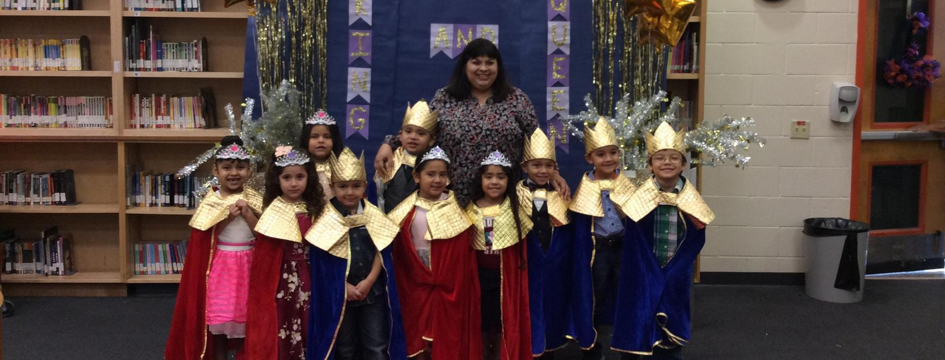 Sight Word Kings and Queens