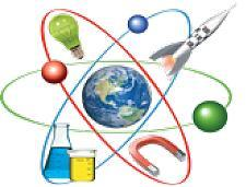 Virtual Science Fair clip art.
