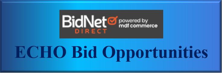 BidNet Direct Button