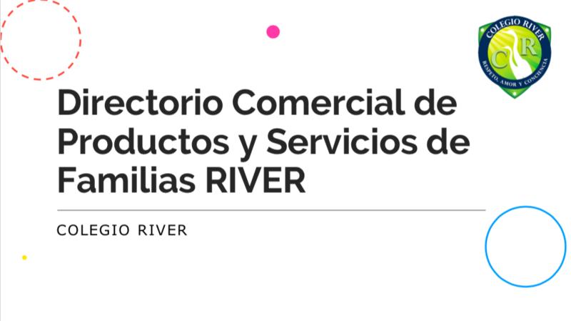 Directorio Comercial de la Comunidad River Featured Photo