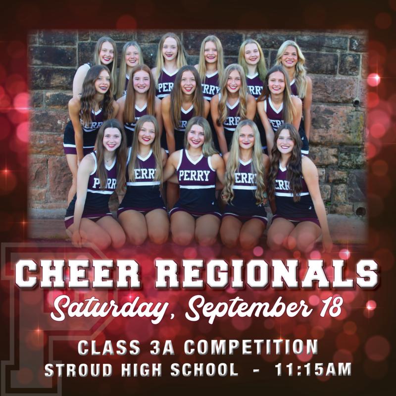 cheer regionals