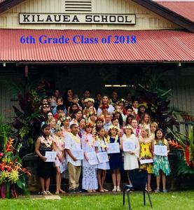 6th Grade Class of 2018