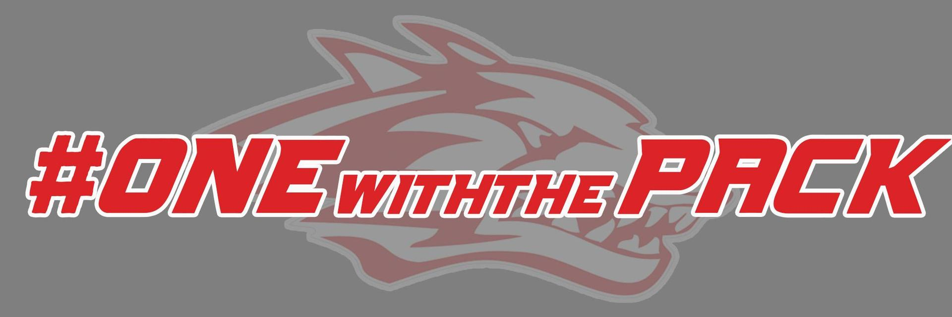 one with the pack logo