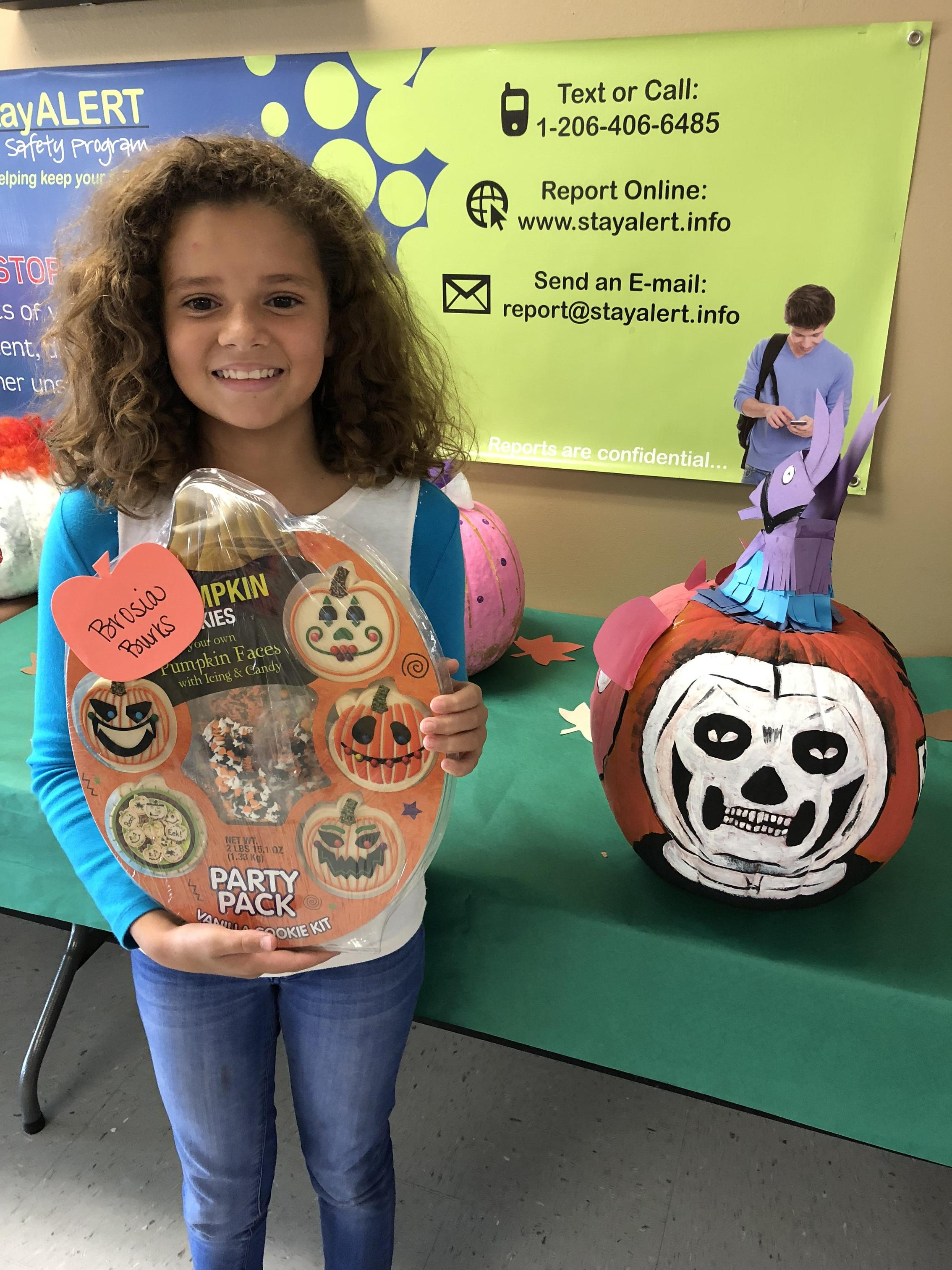 pumpkin contest champion