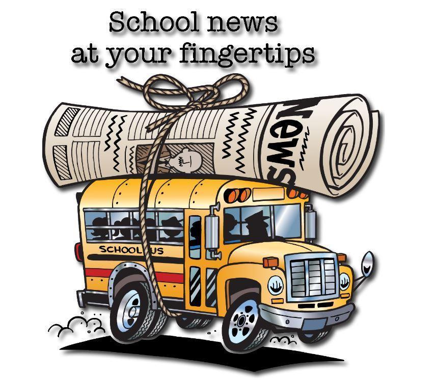 school news bus